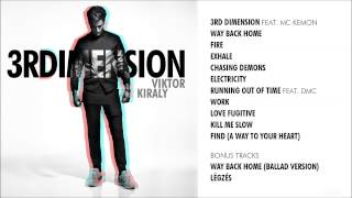 Viktor Kiraly feat. MC KEMON: 3rd Dimension (audio)