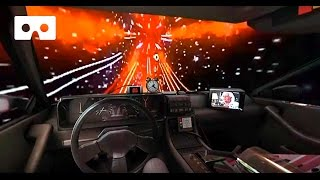 Back To The Future Universal Ride 4K VR (virtual reality)