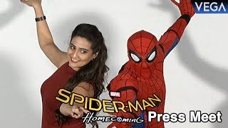 Spider Man Homecoming Movie Release Date Press Meet