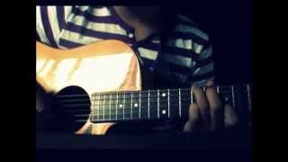 Daniel Rose- Bloom- The Paper Kites guitar cover