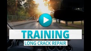 Training: Long Crack Repair