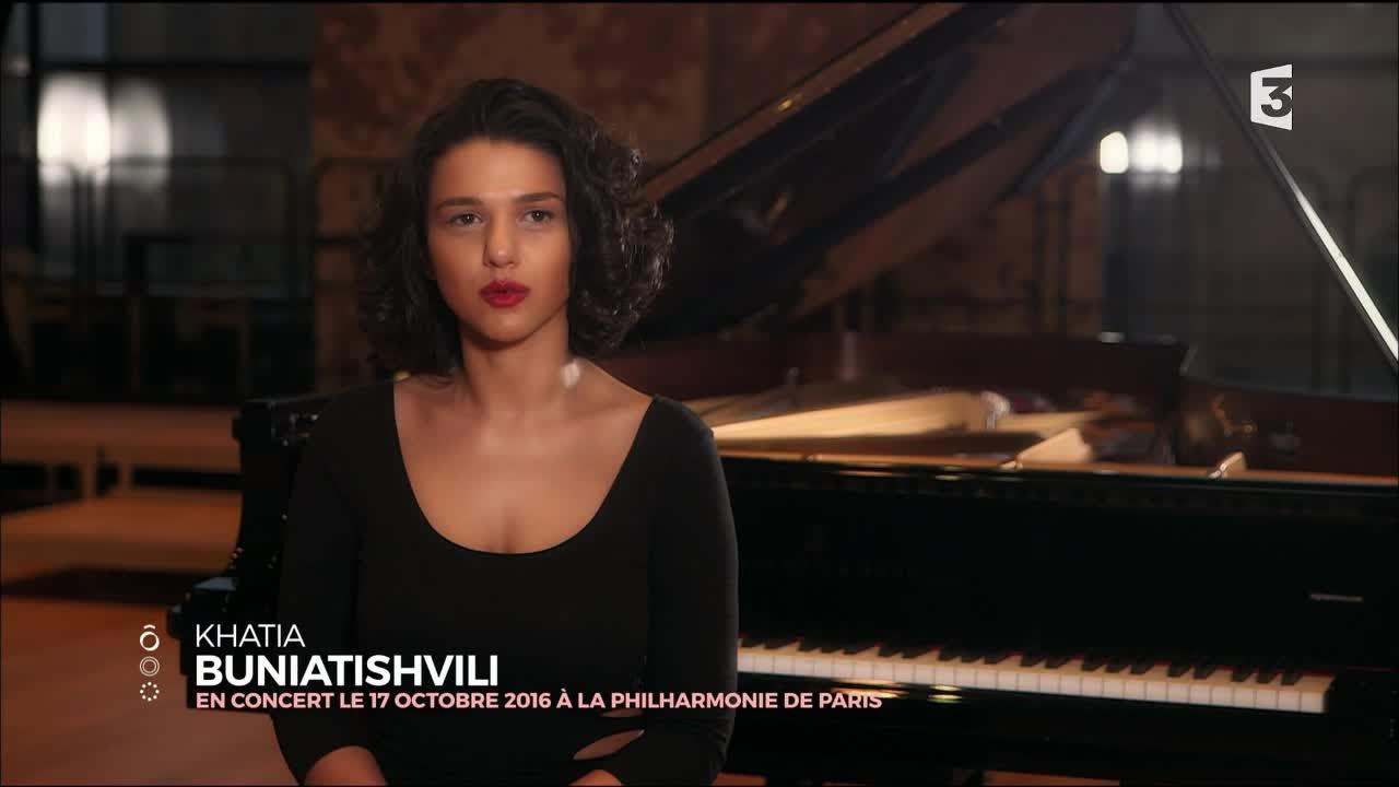 Le live de Khatia Buniatishvili - Drôle d'endroit pour une rencontre