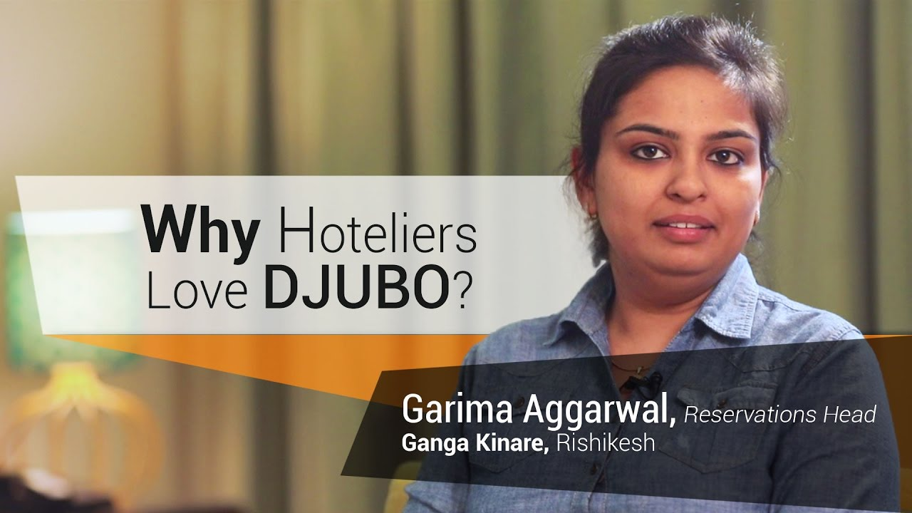 Hotel Ganga Kinare- Why do Independent Hotels Love DJUBO Hotel Sales Management Solution