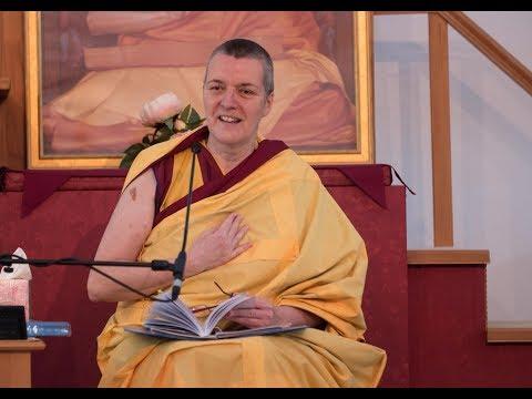 Helping Others through Wisdom - Gen-la Kelsang Dekyong