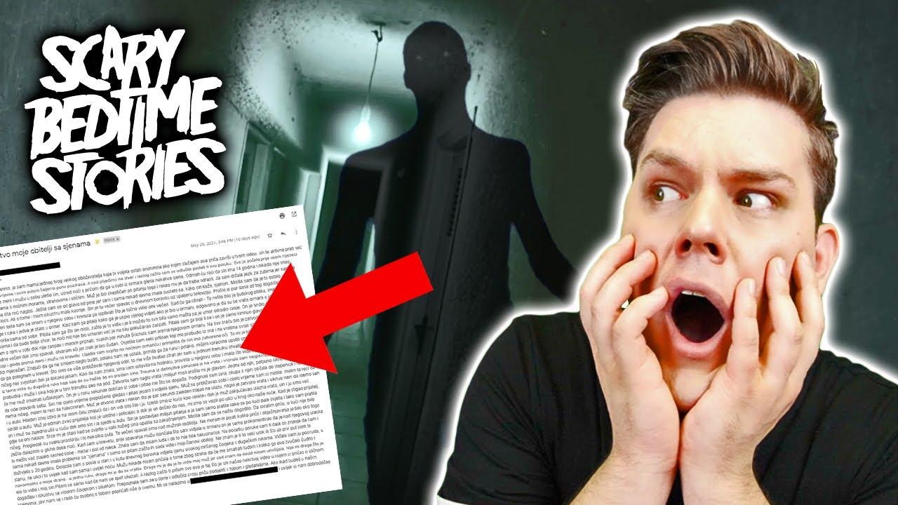 VEČERAS NE SPAVAM ZBOG OVOG!!! / Scary Bedtime Stories