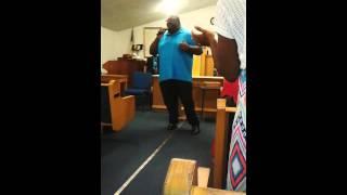 TJ Foster Battle Cry @ Gilgal Baptist Church, INC. Dallas,TX.