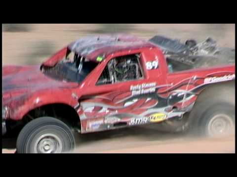 Rusty Stevens TT89 Laughlin Desert Challenge 2010 Extra Footage