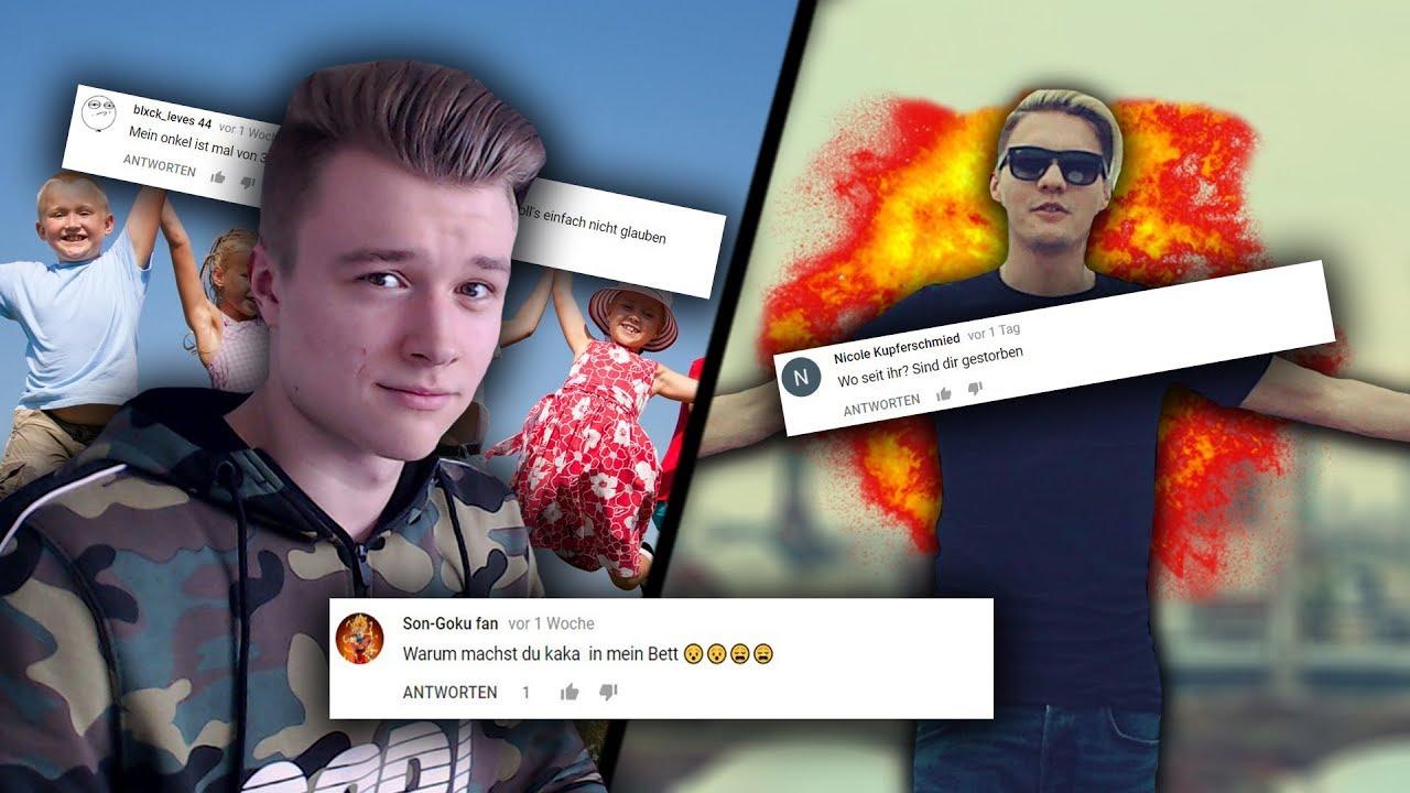Alle Youtube Kommentare Löschen