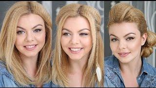 Cum Sa-ti Creponezi Parul + 2 Coafuri Cu Par Creponat - Crimped Hair Trend