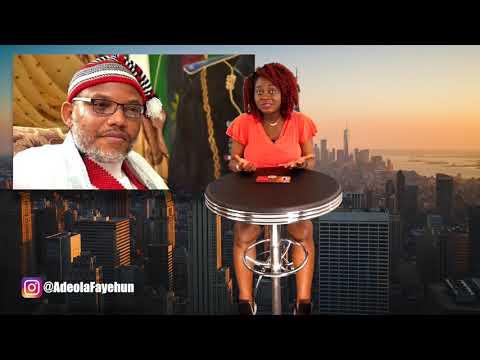 Nnamdi Kanu Re-arrested; Super TV CEO & Side Chick; Jacob Zuma Sentenced to Jail; Ethiopian Elec