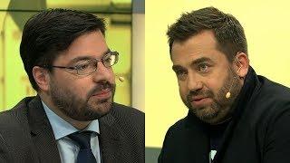 Tyszka u Węglarczyka: Chcemy być języczkiem u wagi w nowym Sejmie | Onet Opinie