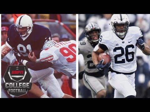 NCAA Football Classics: The history of Ohio State vs. Penn State  | ESPN
