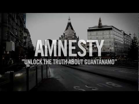 Amnesty International  Unlock the Truth About Guantanamo (with your iPad)