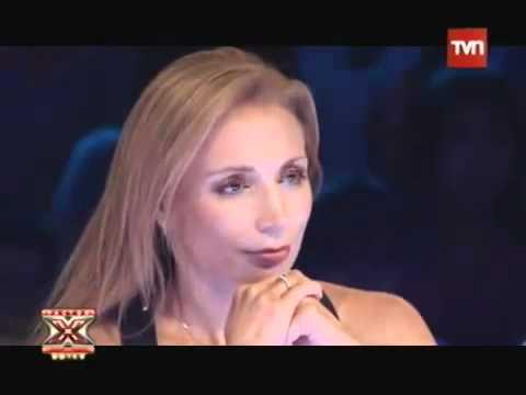 Valentina Chavez - Maria se bebe de las calles (Factor X)