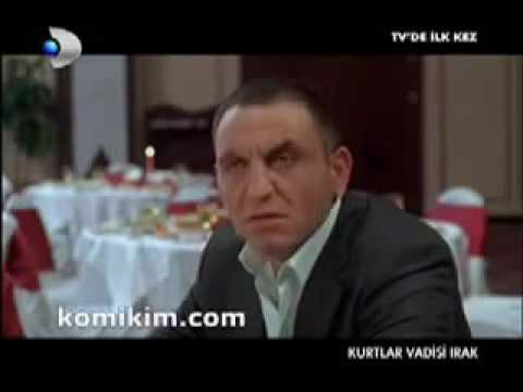 Kurtlar Vadisi Irak - Abi Banada Künefe :D