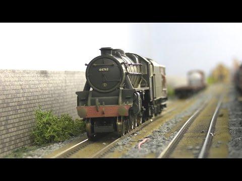 North East model railway - Yard Transfer 2