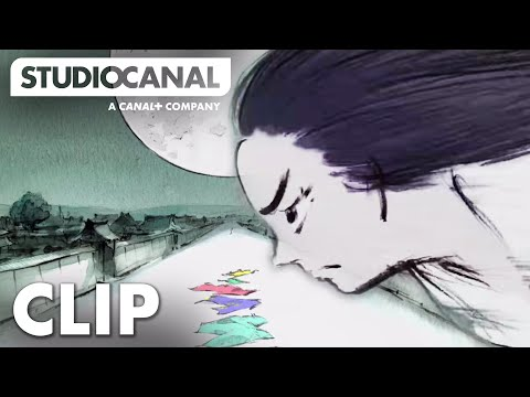 The Tale of The Princess Kaguya - 'Running Away' Clip