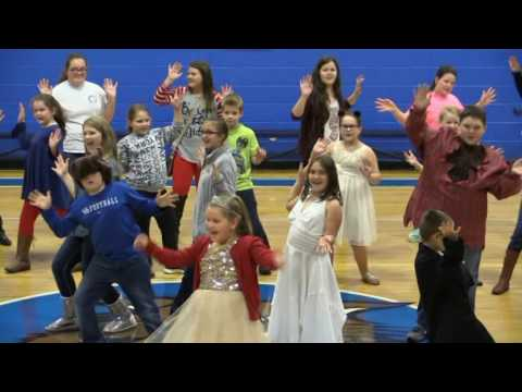 Flat Lick Elementary School Musical - December 6, 2016