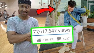 Becoming a Viral Rapper In 24 Hours Challenge !!!