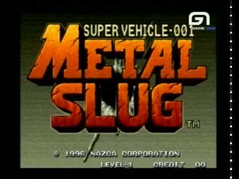 Shows [014] Metal Slug - Enter the Slug (Reportage Game One)