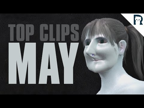 Top Clips of May 2018 - Lirik Stream Highlights #77