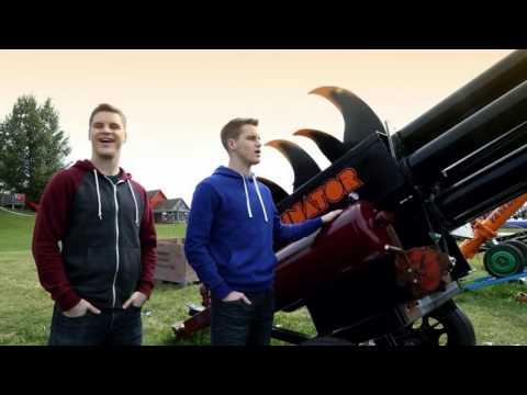 Jamie & Jon: The Pumpkinator