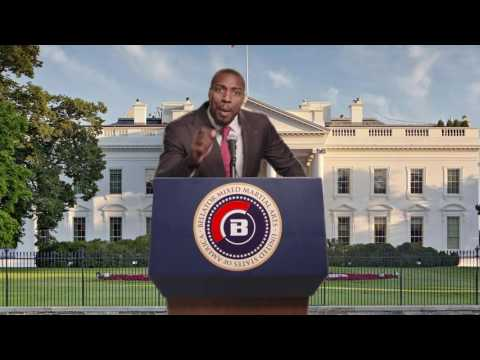 Bellator MMA: Vote for Phil Davis | Hear his Platform