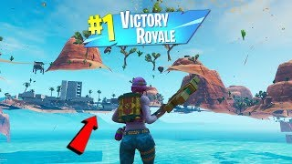 Get UNDER the MAP Glitch Fortnite Season 8! PS4/Xbox One/PC (Paradise Palms)