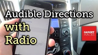 Get Apple Maps Directions from Car Speakers When Listening to Radio [How-To] Free HD Video