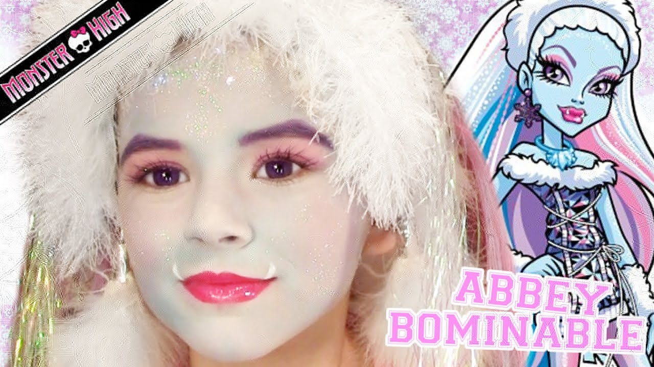 Abbey Bominable Makeup