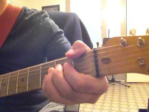 Chris Young - Gettin' You Home Guitar Lesson