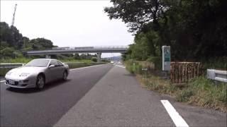 Z Project Japan 2016 06 12 FZCA合同ツーリング上河内SAリアカメラ)