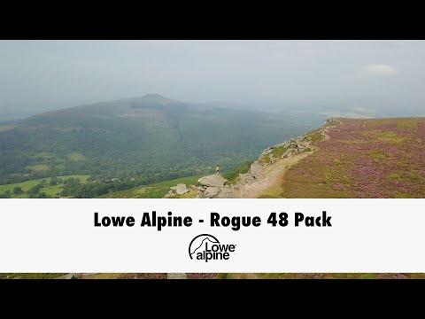 [Lowe Alpine - Rogue 48 Pack]