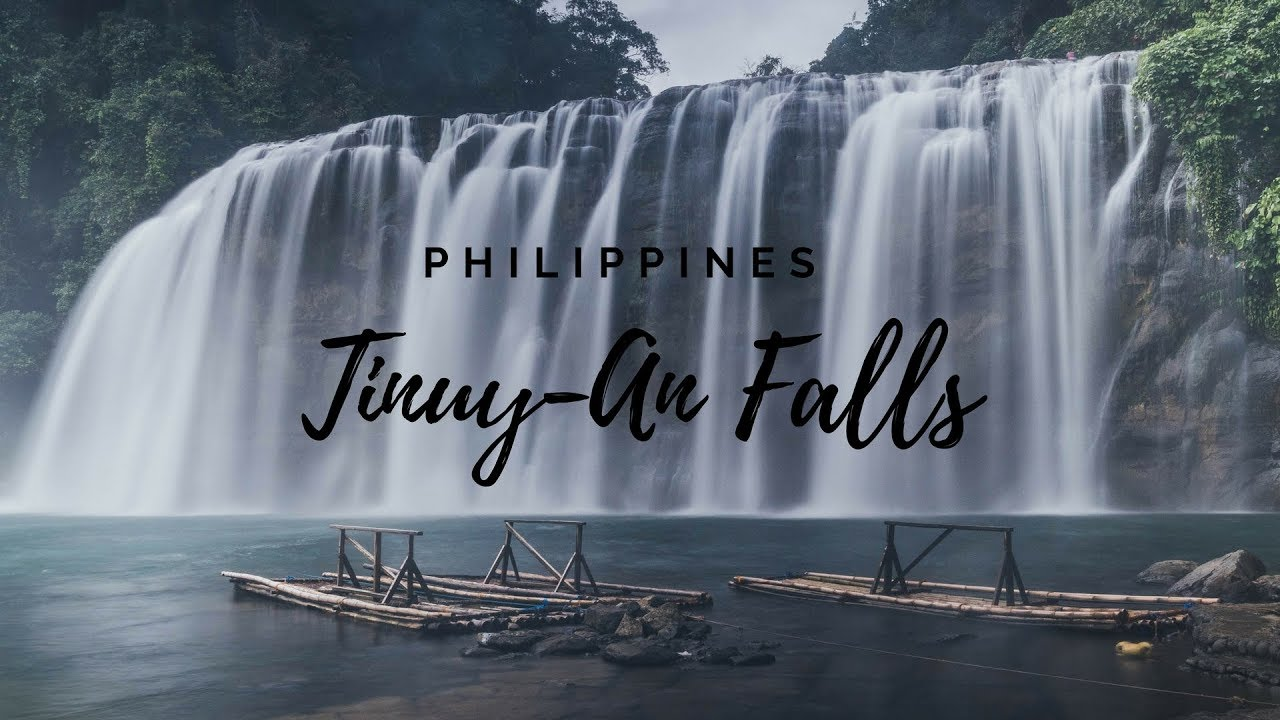 Tinuy An Falls The Niagra Falls Of The Philippines