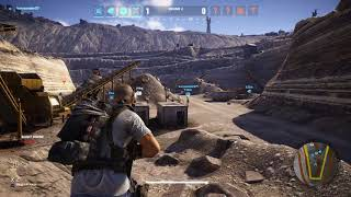 Tom Clancy's Ghost Recon® Wildlands PS4 game plat Ghost War