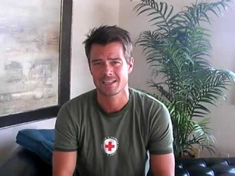 Red River Flood (March 2009): Josh Duhamel on Red River Flooding
