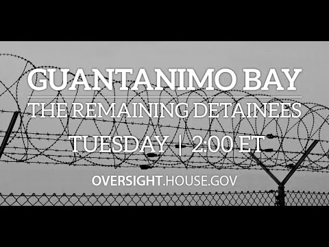 Guantanamo Bay: The Remaining Detainees