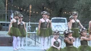 Spectacle danse enfants - Lola et Théo dans la savane