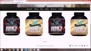 Cheapest Whey Protein Launched in India 02 July 2016 by Tarun Gill