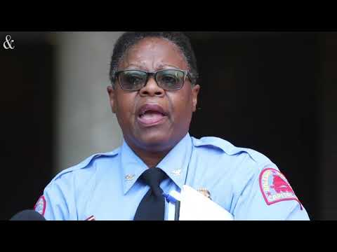 Raleigh Police Chief Cassandra Deck Brown On The Use Of Force During Protests