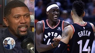 'People are sleeping on the Raptors' - Jalen Rose | Jalen & Jacoby