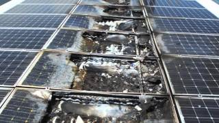 Electrical Arcing & Water Conductivity