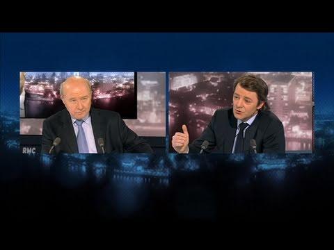 BFMTV 2012 - Interview de François Baroin par Olivier Mazerolle