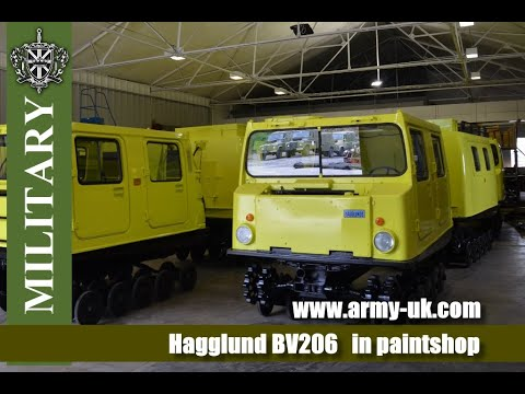 Repeat HD: Hagglund BV206 in Yellowstone by gp40mc - You2Repeat