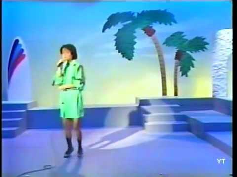 일본인가수 黒沢ひろみ(Hiromi Kurosawa) - 夏の蜃気楼 1985/05/06