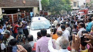IT dept raids Tamil Nadu Chief Secretary's house