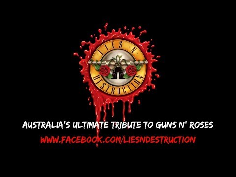 Lies N' Destruction – Australia's Ultimate Tribute to Guns N' Roses