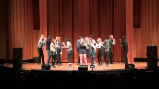 Capital Green Accapella 2015 ICCA Great Lakes Semifinal set