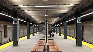 ⁴ᴷ 57th Street Station | Enhanced Station Initiative Rebuild