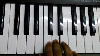 Soniye Hiriye Teri Yaad Aandi hai on Keyboard Instrumental